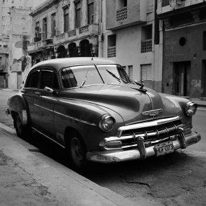 Cuba Car 4-HP